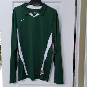 Nike Men's Team LS Soccer Jersey Size Large